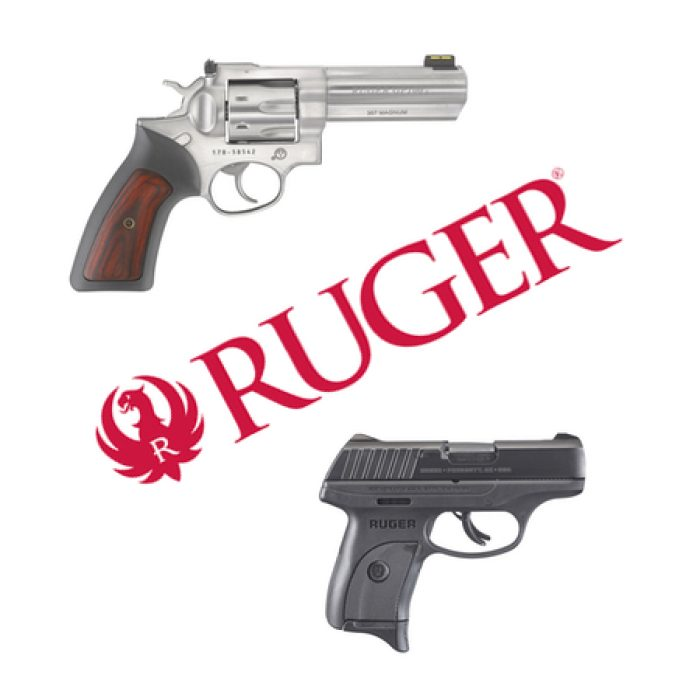 Ruger / pistole a revolvery