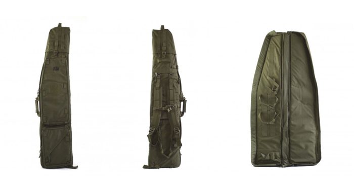AIM 50 Tactical Dragbag - Green