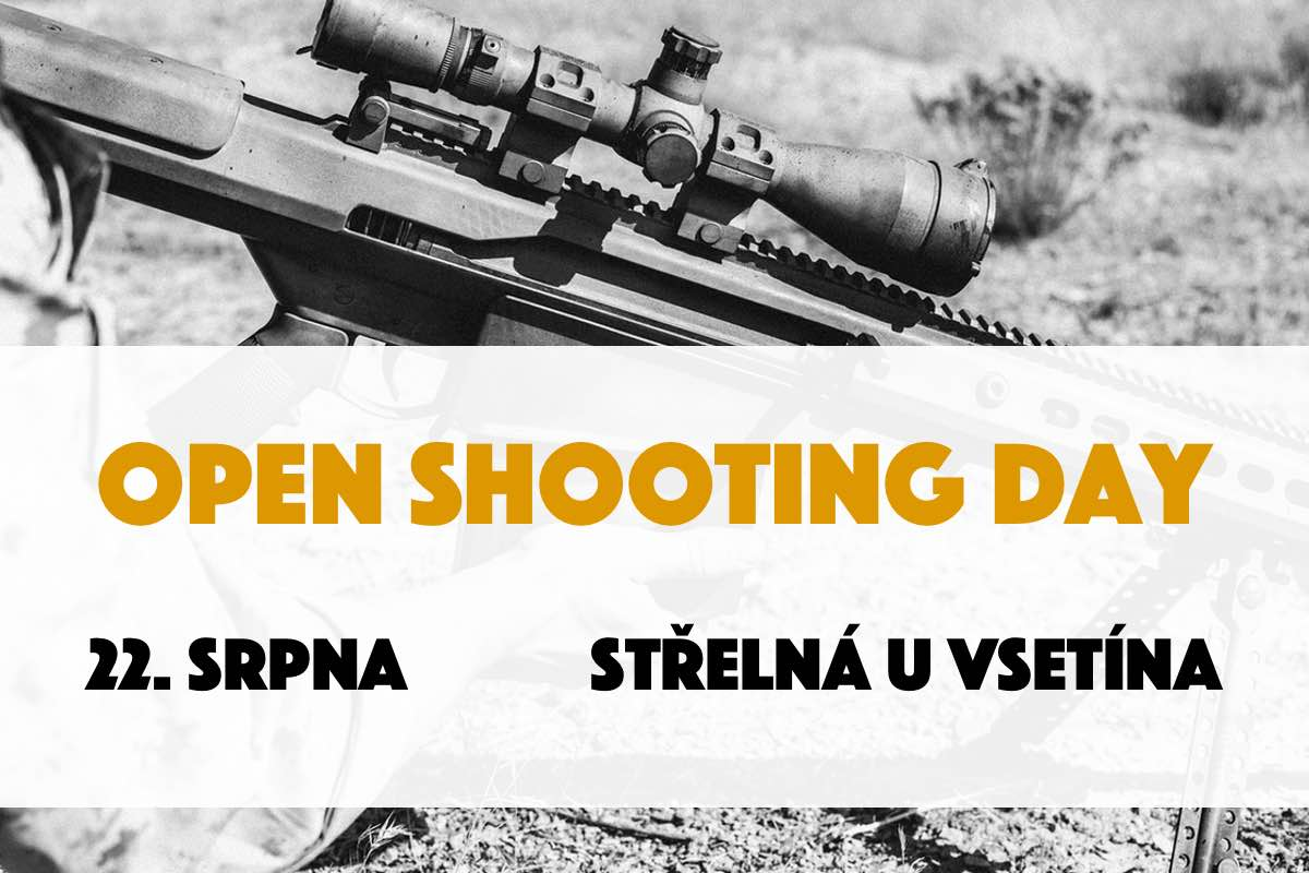 Open Shooting Day