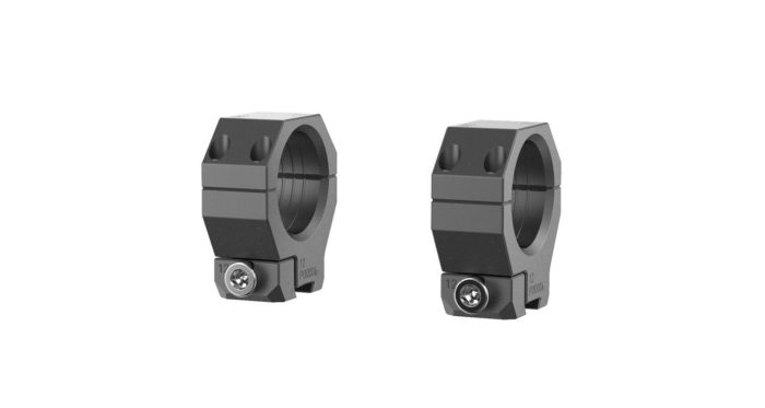 PSR Dovetail™ Scope rings Diameter 30 Medium