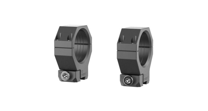 PSR Dovetail™ Scope rings Diameter 34 High